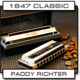 Harmonijka przygotowana do OVERBLOW
