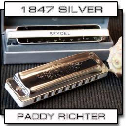 Harmonijka ustna tremolo Hohner Echo dwustronna