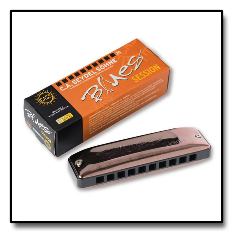 Harmonijka Easttop PRO10 Blues Standard