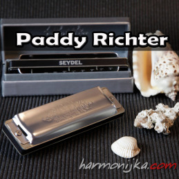 Seydel Souncheck - Blues Beginner Pack Session Steel
