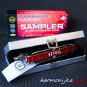 Złoty naszyjnik - harmonijka SEYDEL 1847
